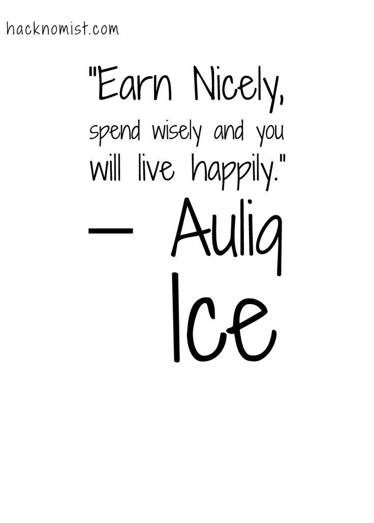 Auliq ice quotes