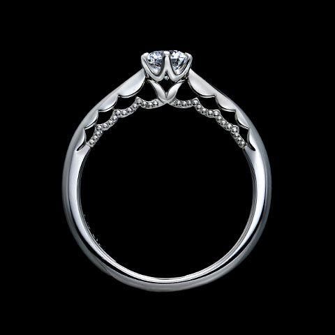 ベルギー発ブランド エクセルコ EXELCO Le voile インポートのエンゲージリング・婚約指輪まとめ一覧。