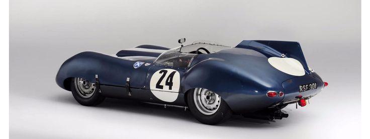 1959 TOJEIRO-JAGUAR Sports-Racing Prototype