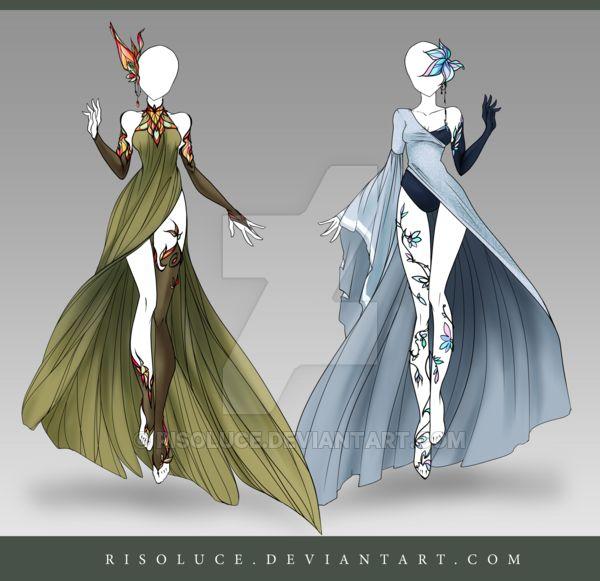 Modelos de vestuario. El diseño no es mio, Derechos a su respectivo autor...