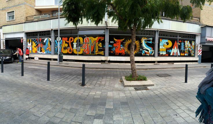 A walk filled with street art in Soho Málaga, a neighborhood reimagined