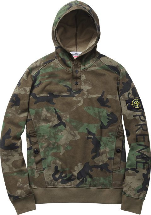 Supreme x Stone Island – Fall/Winter 2014 Collection | Available Now