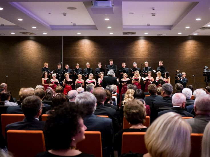 Zbigniew Preisner concert during the DoubleTree by Hilton hotel openings  fot. Mikołaj Zacharow