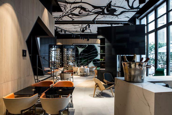 Au coeur de Rotterdam, le Mainport joue avec la modernité, sublime le design et rafraîchit l'originalité. À la fois hôtel et invitation au voyage, il ré