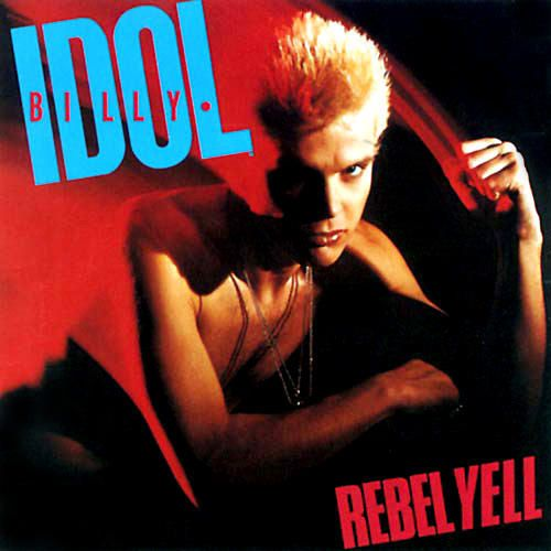 32 years ago today (10 Nov 1983): Billy Idol's Rangy 'Rebel Yell' Brought Punk Into the Mainstream.