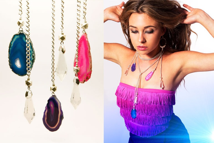 LADY ALCHEMY - COLLECTIONS - Designer Hand Made Jewellery - Galactika - Our Collection