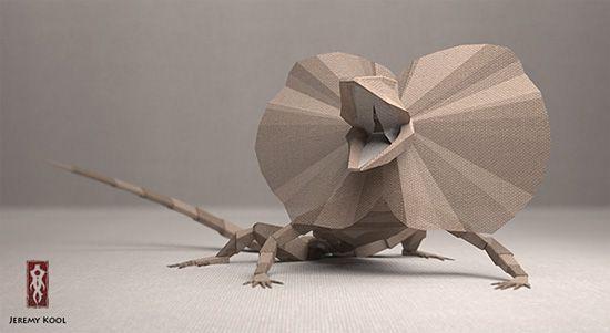 Texstyle Creatures: 3D Artworks by Jeremy Kool | Inspiration Grid | #Design #Inspiration #illustration