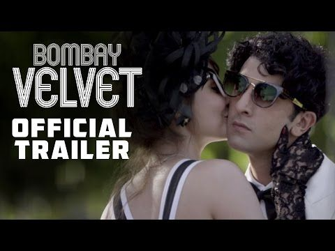 Anurag Kashyap‬ is ready with his most ambitious, first mega project ‪Bombay Velvet‬. Checkout the trailer now!!!