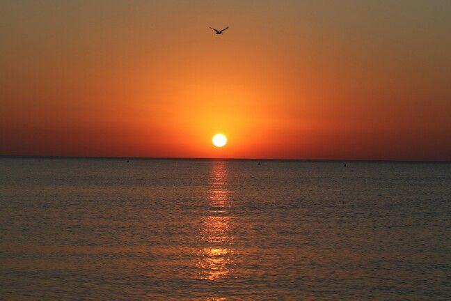 Sardegna, alba a costa rei