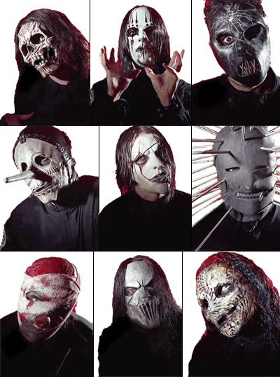 Slipknot. Hands down my favorite band!