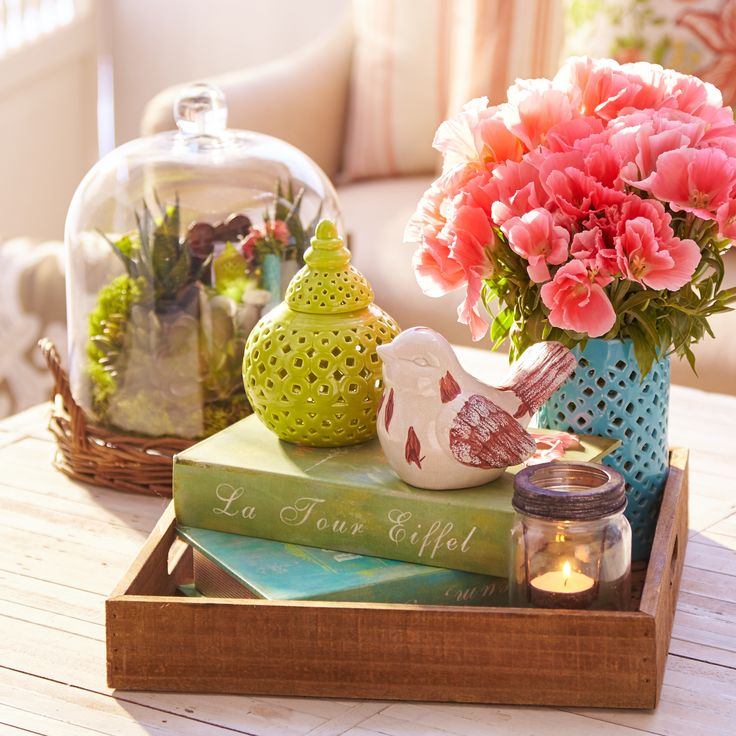 Tray Table Decor Ideas Beauteous Best 25 Coffe Table Tray Ideas On Pinterest  Coffee Table Design Inspiration