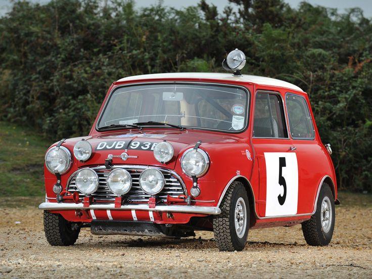 Mini Cooper S Rally