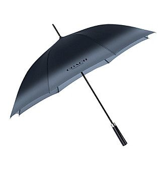 Coach For Men Umbrella Gift With Purchase