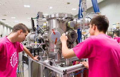 19 estudiantes de Valladolid participan en los Campus Científicos de Verano http://www.revcyl.com/web/index.php/ciencia-y-tecnologia/item/9469-19-estudi