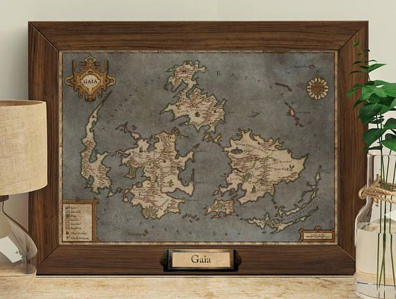 Ff7 Karte.Pin By Christopher Cuprak On Office Final Fantasy Vii Final