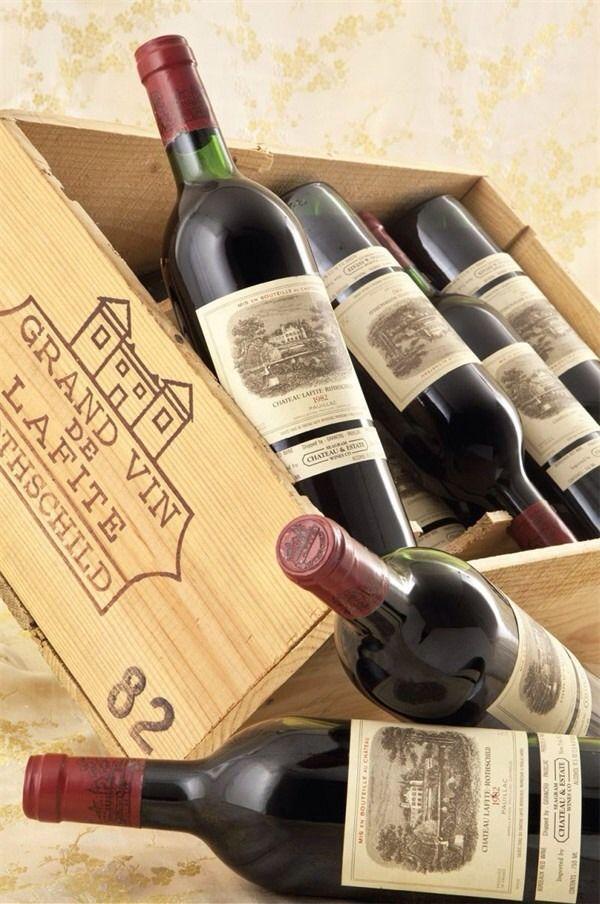 ~Grand Vin de Lafite Rothschild | The House of Beccaria