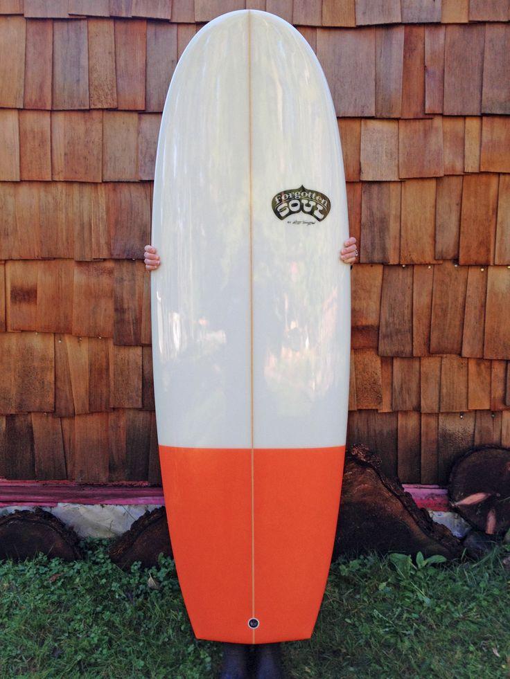 Mini Simmons 5'6 Twin keel fin setup www.shop.ispysurf.com