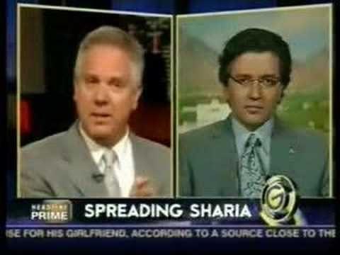 Glenn Beck CNN Headline News- Sharia Courts in England