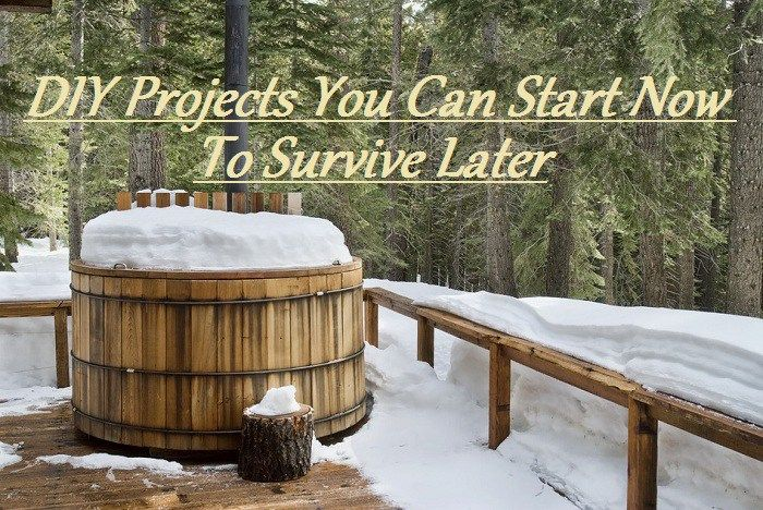 5 Awesome DIY Projects To Get You Off The Grid
