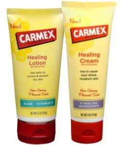 Walgreens Deal: Print Coupon for Free Carmex Lotion Starting 8/5
