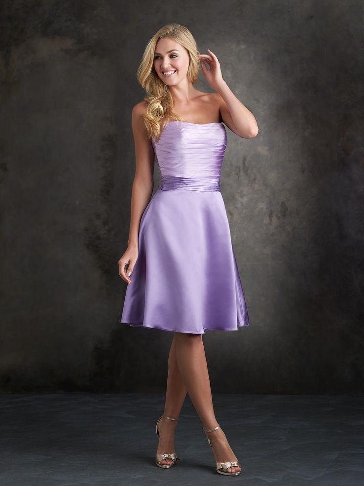 82 best Allure Bridesmaids images on Pinterest | Bridal dresses ...