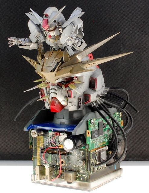 SD Devil Gundam Customized By Sary | Gundam Century