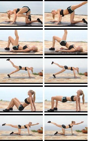 Butt Workout - Fitness Joy