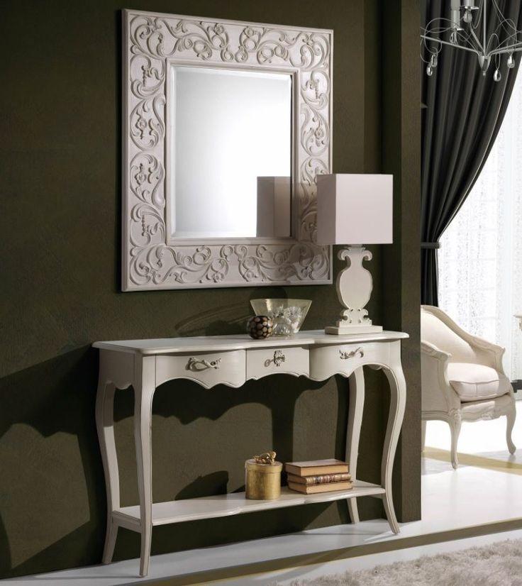 M s de 1000 im genes sobre el rom ntico estilo cottage - Consola muebles entrada ...