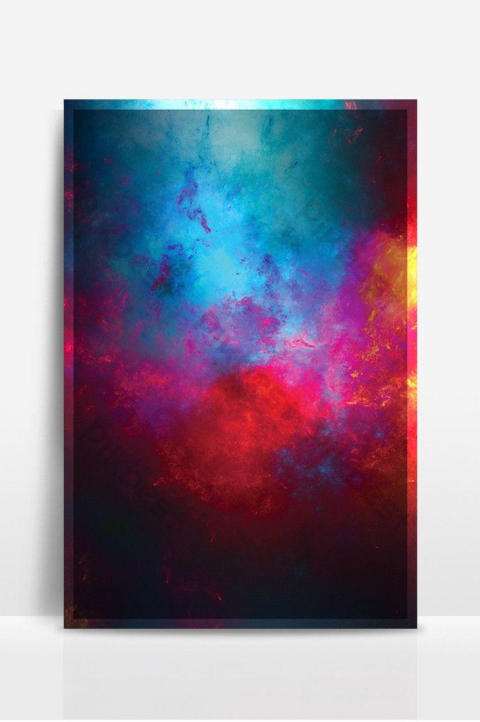 Peta Latar Belakang Warna Warni Gradien Asap Bergaya Latar Belakang Templat Psd Unduhan Gratis Pikbest Colorful Backgrounds Painted Furnature Background