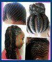 Little Black Kids Braids Hairstyles Picture Lil Black Girl Braiding Hairstyles