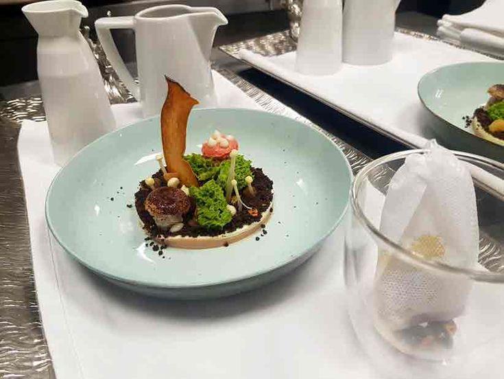 Fine Dine im Hotel Das Seekarhaus in #Obertauern. Kulinarischer Gipfelsieg im #Skiurlaub