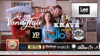 Newcastle presents Band Of Brands- 37 Brands, One big game Ad #BandOfBrands - YouTube