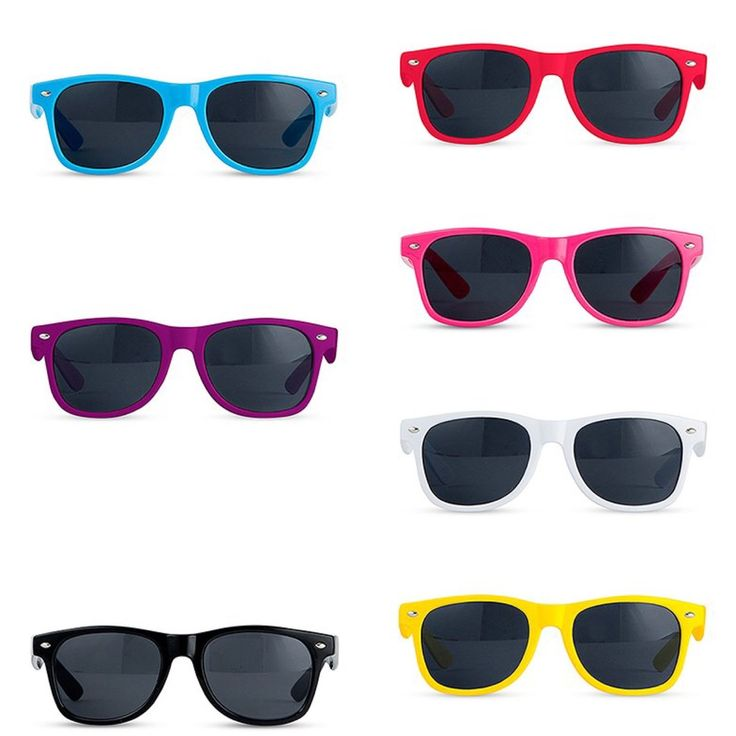 Cool Favour Sunglasses Red