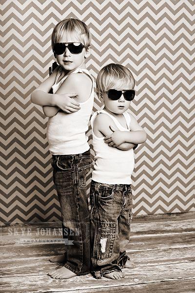 tough boys. cute when boys get a little older!