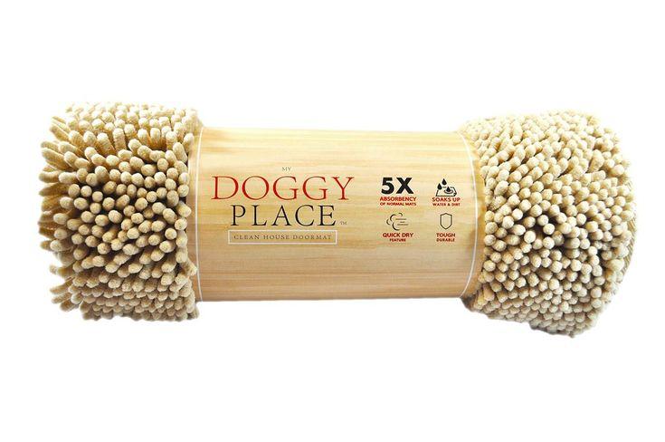 My Doggy Place Ultra Absorbent Microfiber Dog Door Mat