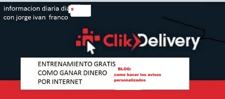 CLIKDELIVERY QUE ESTA PASANDO??? DIA 9  ENTRENAMIENTO BLOQ  ESPAÑOL CLIC...