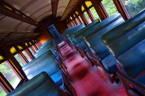 Tren esperado
