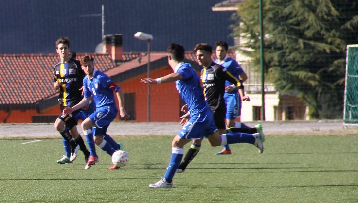 Nazionale U17 LND vs Parma Allievi