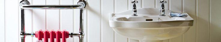 Heritage Heated Towel Rails