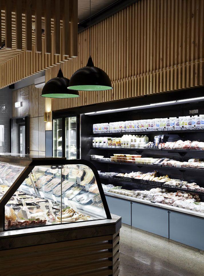 The Butchers Kitchen Melbourne : A well-designed butchery in Melbourne, Australia kitchens Meat shop, Butcher shop, Retail ...
