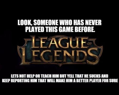 The League of Legends Community