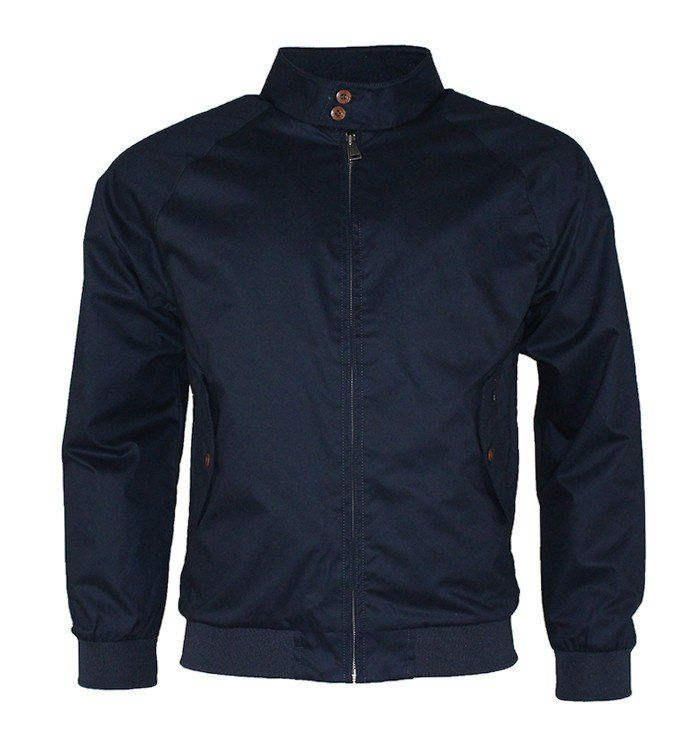 Ben Sherman Cotton Harrington Jacket