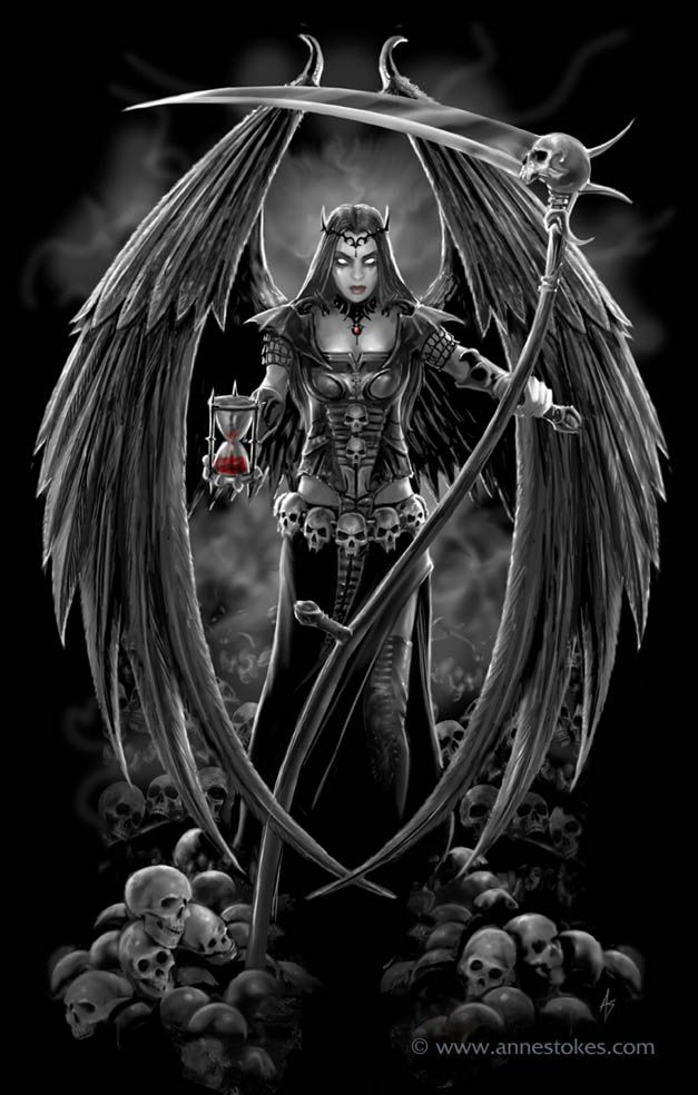 Dark Angel version 2 by *Ironshod on deviantART