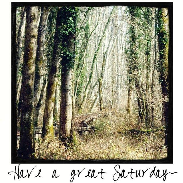 Have a great Saturday! www.awarmhello.com