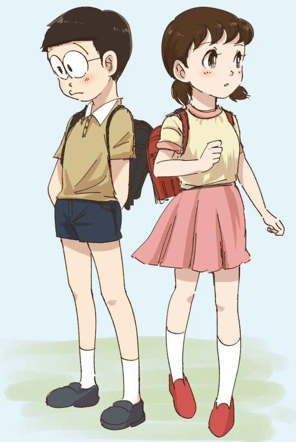 Pin By Channel Gak Jelas On Nobita Shizuka Doremon Cartoon Cute Cartoon Drawings Cute Love Cartoons Ninja hattori cartoon wallpaper cave
