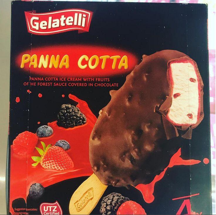 Gelatelli Panna Cotta Ice Cream Bars..U.K.