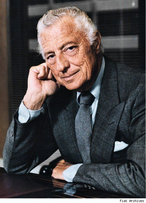 Gianni Agnelli (1921 - 2003) was an Italian industrialist and principal shareholder of Fiat. As a public figure, Agnelli was known worldwide for his impeccable, slightly eccentric fashion sense, which has influenced both Italian and international men's fashion.
