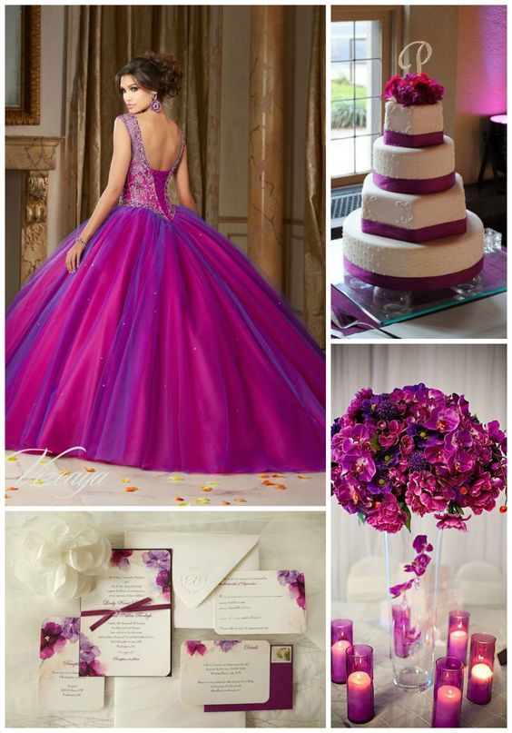 colores del 2018 para quince años ultimas tendencias en decoracion