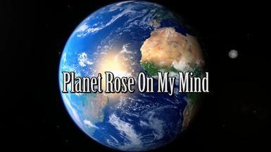 PLANET ROSE ON MY MIND - Sukiyaki Rap Remake (2106)