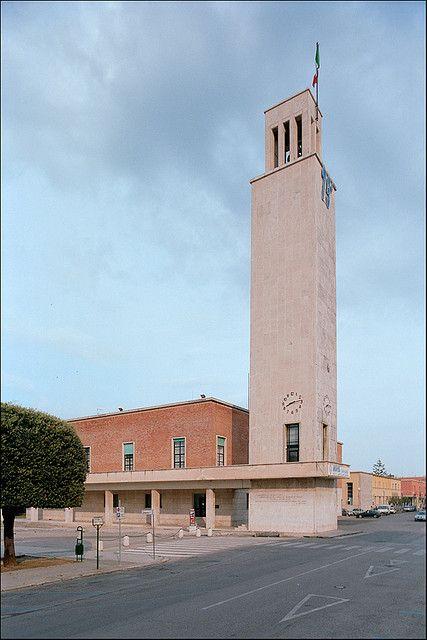 municipio, Sabaudia (LT)